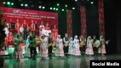 Татарстан дәүләт фольклор музыкасы ансамбле