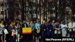 День чувашского языка в Чебоксарах. Архивное фото