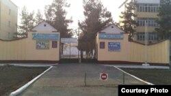 Андижанский профессиональный колледж транспорта и услуг. Фото с сайта xabar.uz.