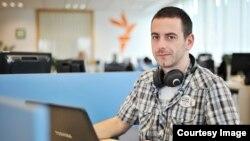 Drazen Huterer, 2014-2014 Jiri Dienstbier Journalism Fellow