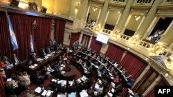 سنای آرژانتین با ۳۹ رای موافق، یادداشت تفاهم میان ایران و این کشور را تایید کرد.