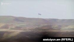 Азербайжан менен Армениянын чек арасы.