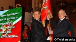 2010 елда Татарстан президенты Рөстәм Миңнеханов инаугурациясендә аңа президент штандарты тапшырыла