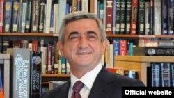 Ерменскиот претседател Серж Саркисијан