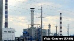 Нафтаперапрацоўчы завод у Мазыры