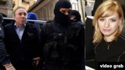 Combo: fotul primar al IașiuluiGheorghe Nechita, Adina Samson