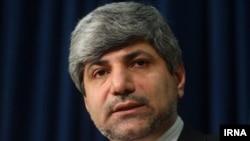 Iran -- Iranian foreign ministry spokesman, Ramin Mehmanparast, undated