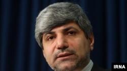 رامین مهمانپرست، سخنگوی وزارت امور خارجه جمهوری اسلامی ایران.
