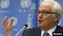ویتالی چورکین، نماینده روسیه در سازمان ملل متحد