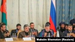 نشست شماری از سیاسیون افغان با نمایندههای طالبان در مسکو