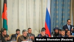 آرشیف/ سیاسیون افغانستان در نشست مسکو