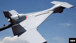 Израильский дрон Harop, стоящий на вооружении ВС Азербайджана