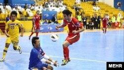 بازی ایران و تایلند