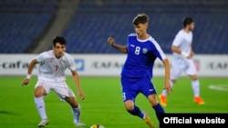 CAFA-2019. Игра между командами Ирана и Узбекистана. Фото сайта ФФТ