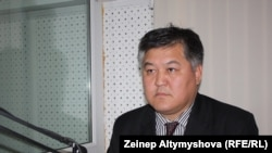 Kyrgyzstan – Bektur Asanov, the governor of Jalal-Abad region, 21Jan2011
