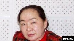 Жаркын Темирбаева.
