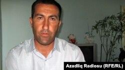 AXCP-nin Naxçıvan şöbəsinin sədri Yaşar Bağırsoy