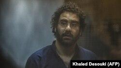 Demokratiýa tarapdar görnükli müsürli aktiwist Alaa Abdel-Fattah
