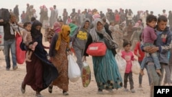 Sirijske izbeglice, ilustrativna fotografija