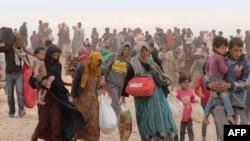 Sirijske izbeglice u Jordanu, ilustrativna fotografija