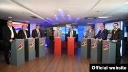Предвыборные дебаты на «Азатутюн ТВ», Ереван, 27 ноября 2018 г.