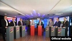 Предвыборные дебаты на «Азатутюн ТВ».