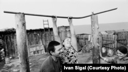 """PHOTO GALLERY: Images from Ivan Sigal's """"White Road,"""" published by Steidl in 2012"""