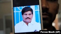 Slain journalist Aziz Memon
