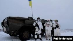 Ukrain askerleri
