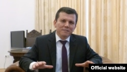 Гайратшо Сохибназар, посол Таджикистана в ФРГ