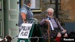 Шотландия референдум күнү