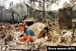 Во Флориде после урагана, 1997