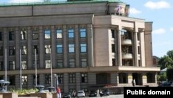 Татарстан мәдәният министрлыгы бинасы