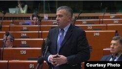 Лидер парламентского меньшинства Давид Бакрадзе