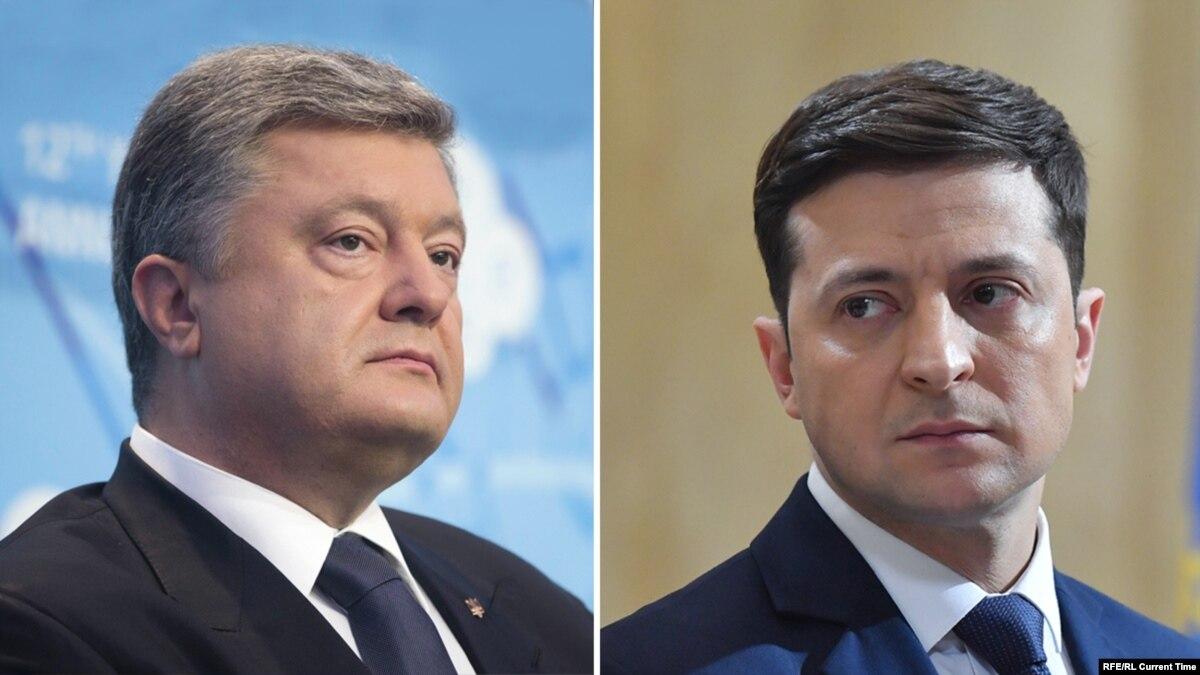 Команди Порошенка та Зеленського уклали угоду з «Олімпійським» про оренду 19 квітня