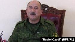 Иззатулло Шарифов