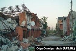 До війни у Широкиному були елітні дачні будинки, а тепер тут суцільна розруха і взагалі ніхто не живе