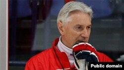 Зинэтула Билялетдинов, бывший главный тренер хокккейной сборной России