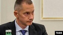 Голова адміністрації президента України Борис Ложкін
