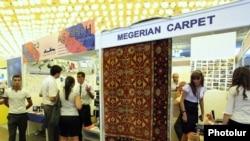 В спортивно-концертном комплексе открылась выставка Armenia Expo 2010