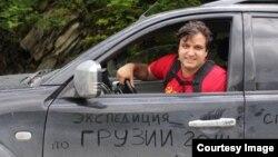 Александр Беленький – путешественник, чьи блоги и фоторепортажи из разных стран пользуются популярностью среди пользователей Живого Журнала