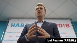 Алексей Навальный в Казани. Фоторепортаж