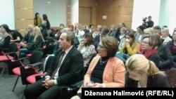 Sa skupa o ženama u biznisu, foto: Dženana Halimović