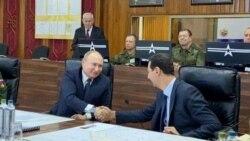 Зачем Путин приехал к Асаду в Дамаск?