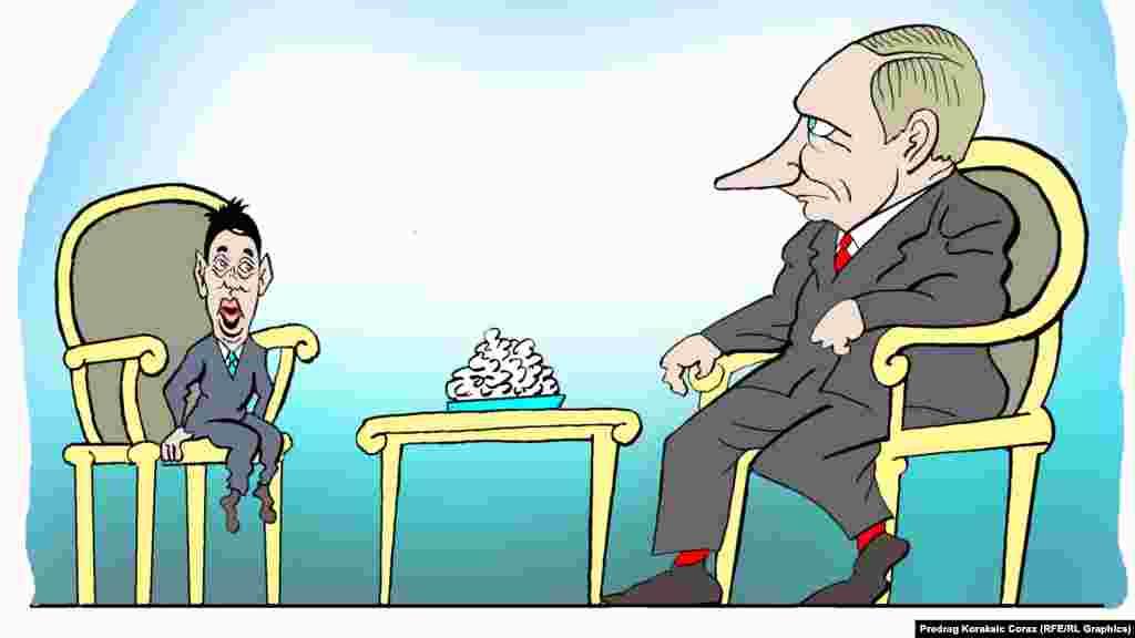 СРБИЈА - Српската министерка за евроинтеграции Јадранка Јоксимовиќ изјави за белградскиот весник Новости дека Србија во преговорите со ЕУ до крајот на оваа година тешко дека ќе може да го отвори поглавјето 31 кое се однесува на надворешната, безбедоносната и одбрамбената политика, а според весникот, причина за ова е блокадата од страна на Литванија поради односите на Белград и Москва.