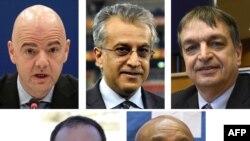 ФИФА президентлиги учун махсус тестдан ўтган расмий номзодлар.
