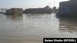 فيضانات ميسان اوائل آيار 2012