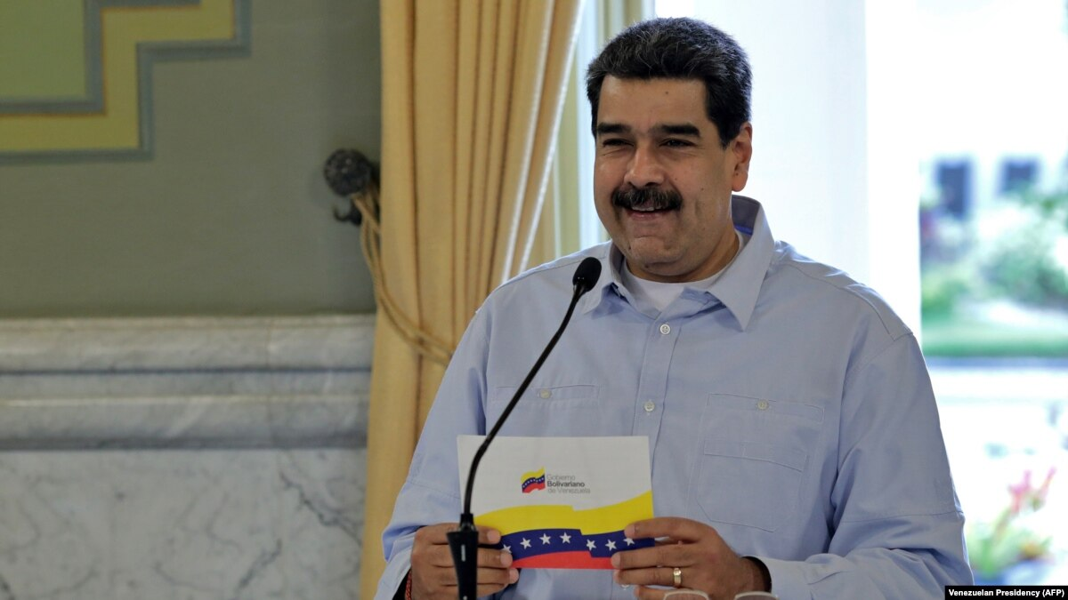 Мадуро предлагает США диалог на фоне политического кризиса в Венесуэле