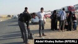 Իրաք - Քրիստոնյա ընտանիքները լքում են իսլամիստ զինյալների գրաված Մոսուլը, 22-ը հունիսի, 2014թ․