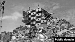 Землятрус у Сьпітаку, Армэнія, 7 сьнежня 1988